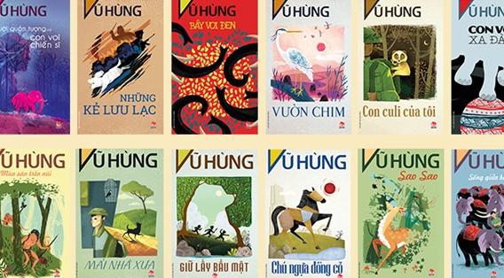 Nha van Vu Hung dat giai thuong Hoi Nha van Viet Nam hinh anh