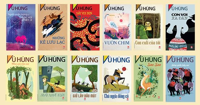 Nha van Vu Hung dat giai thuong Hoi Nha van Viet Nam hinh anh 2