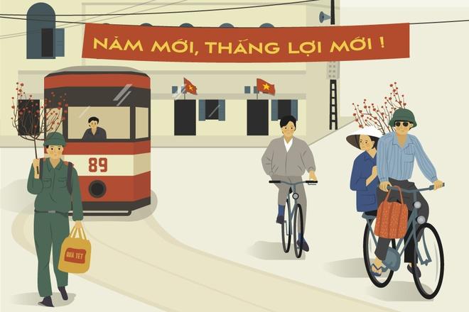 Thuong the, Tet Ha Noi xua... hinh anh