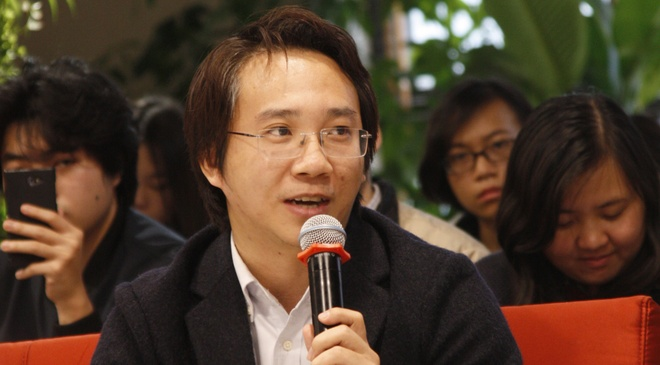 Tran Quang Duc: Tranh chan dung 'Quang Trung' gan 'su thuc' hon ca hinh anh 1