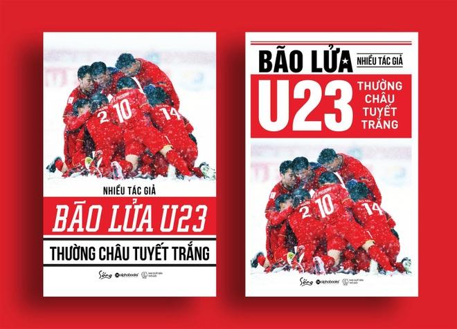 Tinh than, y chi cua doi tuyen U23 Viet Nam di vao sach hinh anh 1