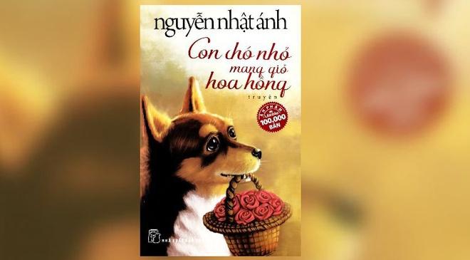 Tinh cam dac biet cua nhung chu cho trong van hoc Viet hinh anh