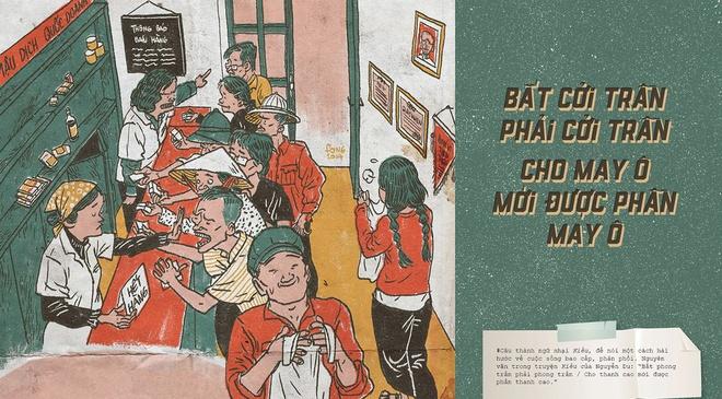 Thanh Phong: 'Thuong nho thoi bao cap' mang tinh tu trao hinh anh