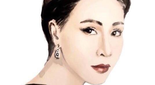 Ca si Uyen Linh - con meo sinh ban dem hinh anh