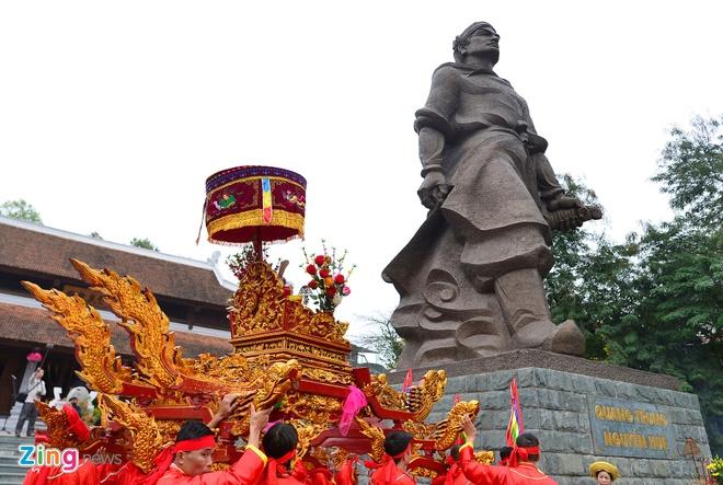 Ton Si Nghi, Sam Nghi Dong - nhung bai tuong duoi tay Quang Trung hinh anh