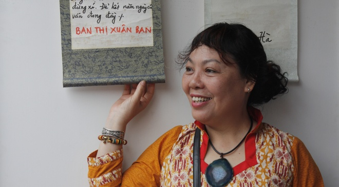 Y Ban: Tho 'phay' khien nguoi ta kich thich vo cung hinh anh