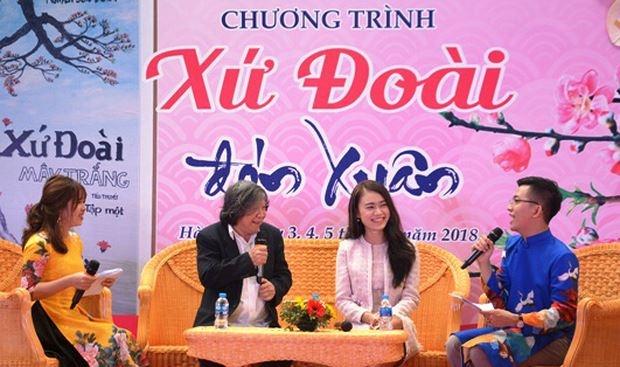 'Xu Doai don xuan' mang khong khi lang que vao pho sach Ha Noi hinh anh 1