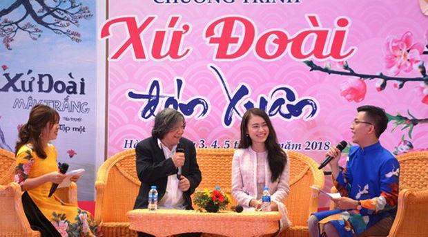 'Xu Doai don xuan' mang khong khi lang que vao pho sach Ha Noi hinh anh