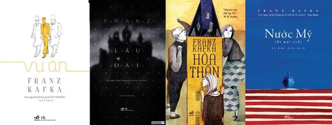 Festival ve nha van Kafka duoc to chuc tai Ha Noi hinh anh 2