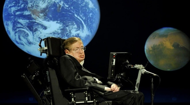Stephen Hawking: Bo oc sang choi nhat the gioi hinh anh