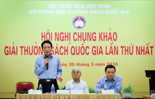 Chung khao giai Sach Quoc gia Viet Nam anh 1