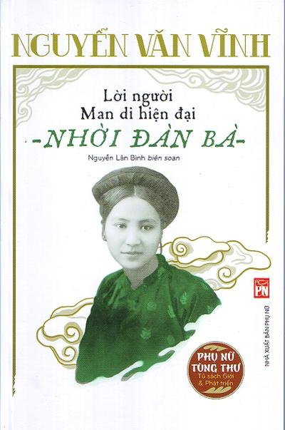 Sach ve phu nu the ky truoc cua Nguyen Van Vinh ra mat hinh anh 1