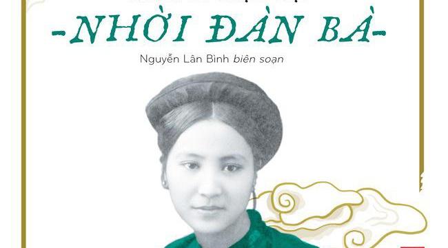 Sach ve phu nu the ky truoc cua Nguyen Van Vinh ra mat hinh anh