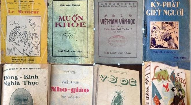 Nha xuat ban Mai Linh: Tieng vong mot thuo vang son hinh anh
