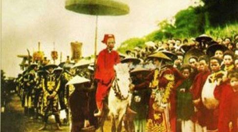 Le gio To Hung Vuong 87 nam truoc dien ra nhu the nao? hinh anh