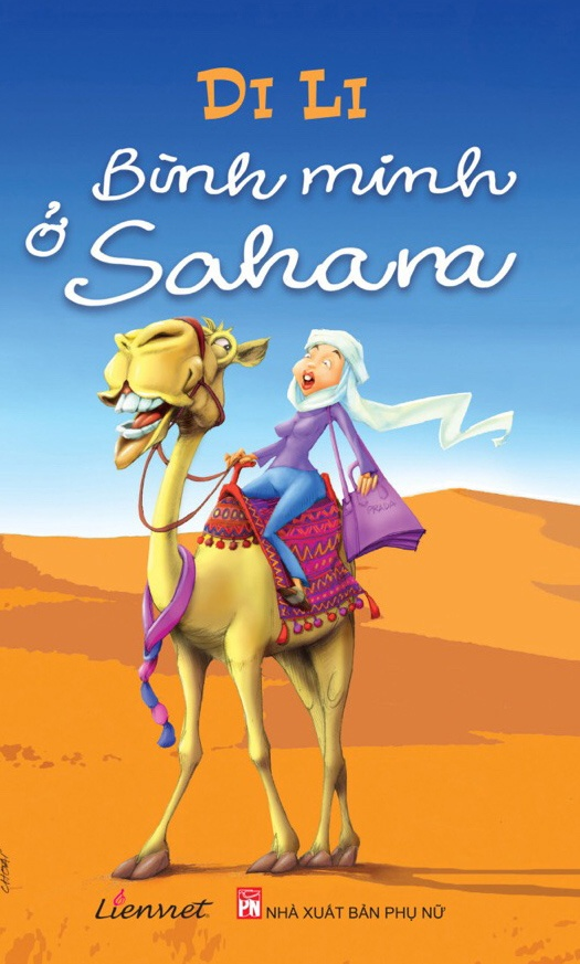 Sach Binh minh o Sahara anh 1