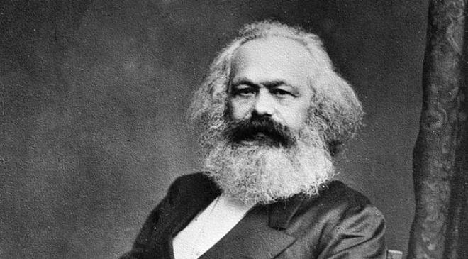 Cuoc doi vuot moi thong kho de phuc vu nhan loai cua Karl Marx hinh anh