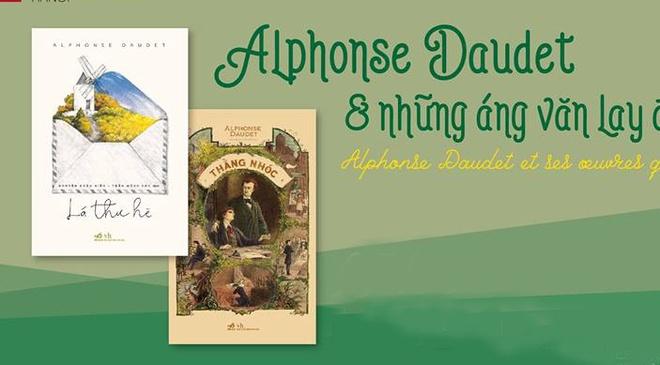 Nhung ang van long lay cua Alphonse Daudet hinh anh