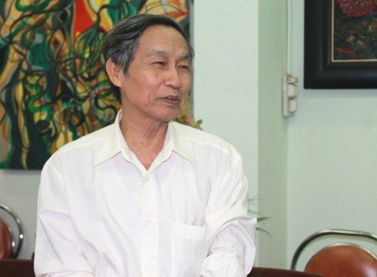 Nguyen Khac Phe ke chuyen duoc Nguyen Cong Hoan, To Hoai day viet van hinh anh 2