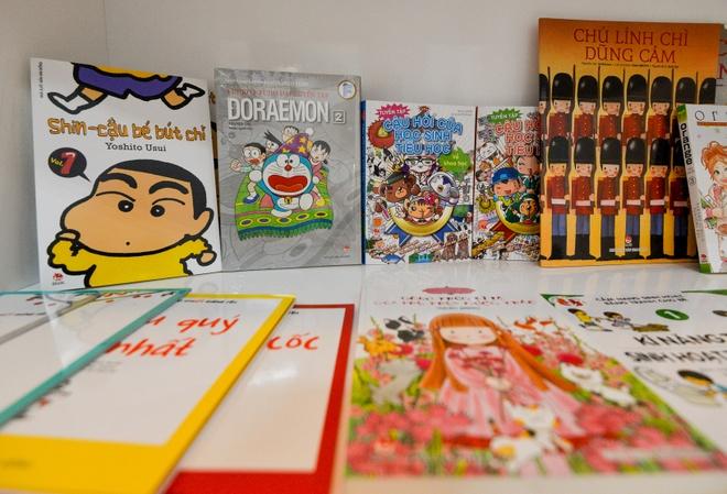 'Nam 2017, manga Nhat kiem duoc 340 ty yen nho ban cho cac tap chi' hinh anh