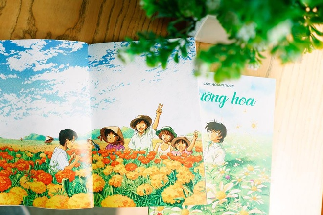 'Duong hoa' - Nhung manh ghep cuoc doi nguoi hoa si hinh anh 2