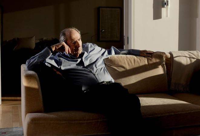Philip Roth: 'Toi da lam het suc minh, voi nhung gi toi co' hinh anh