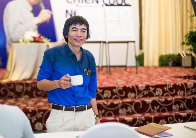 TS Le Tham Duong noi ve cong chung binh dan anh 2