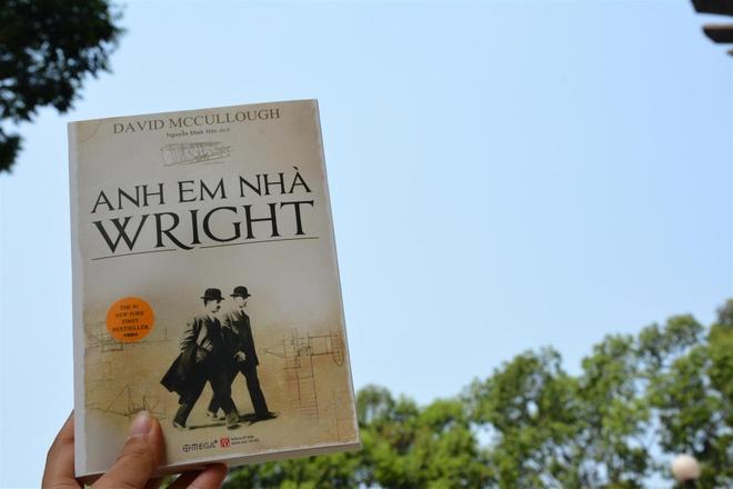 'Anh em nha Wright' va hanh trinh bay len bau troi hinh anh 1