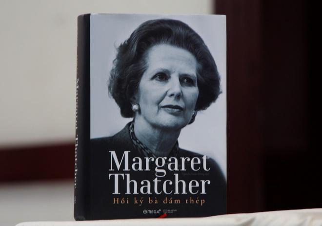 Magareth Thatcher - Hoi ky ba dam thep anh 1
