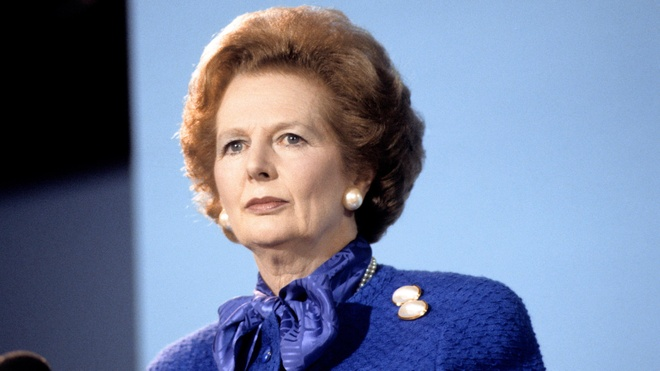 Magareth Thatcher - Hoi ky ba dam thep anh 2