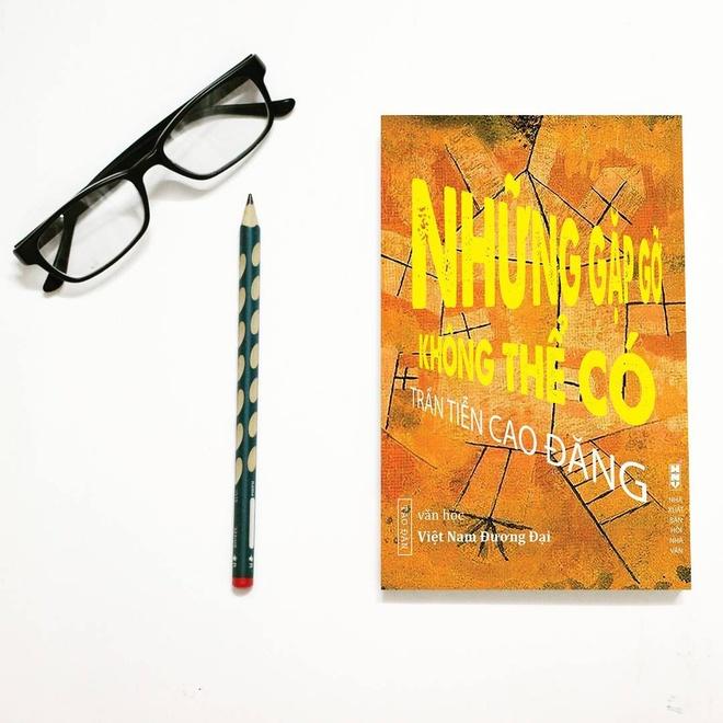 'Nhung gap go khong the co' trong van chuong Viet hinh anh