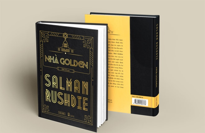 Salman Rushdie noi ve tac pham tien tri chien thang cua Donald Trump hinh anh 2