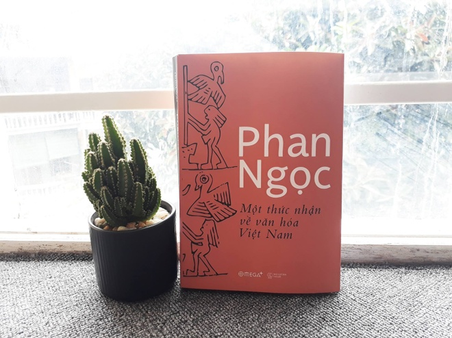 Ba cuon sach tam huyet ve van hoa, van chuong cua Phan Ngoc hinh anh 1