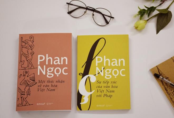 Ba cuon sach tam huyet ve van hoa, van chuong cua Phan Ngoc hinh anh