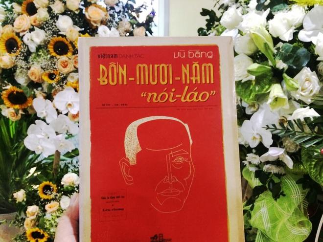 Tai sao hoi ky lam bao Vu Bang co ten 'Bon muoi nam noi lao'? hinh anh 1