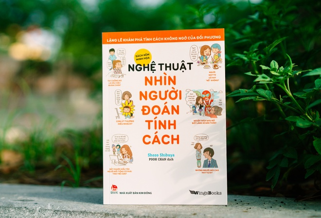 Sach day cach nhin nguoi doan tinh cach hinh anh