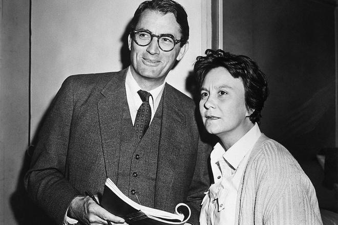 Harper Lee va nguyen mau Atticus Finch trong 'Giet con chim nhai' hinh anh 2