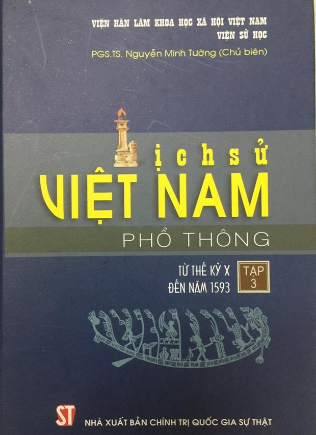 Dong ho Tran phan ung voi chi tiet cha Tran Thu Do trong sach su hinh anh 1