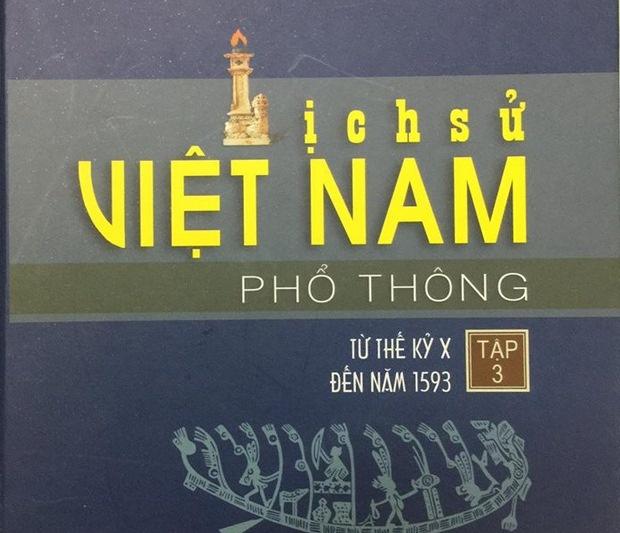 Dong ho Tran phan ung voi chi tiet cha Tran Thu Do trong sach su hinh anh