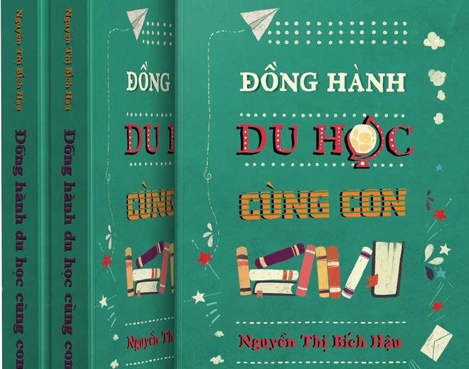 Dong hanh cung con trong nhung nam thang du hoc gian kho hinh anh