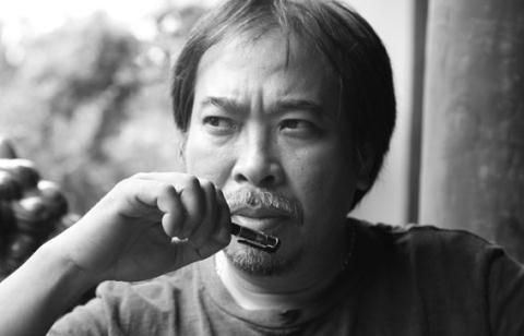Nguyen Quang Thieu dat giai thuong tho Han Quoc anh 1