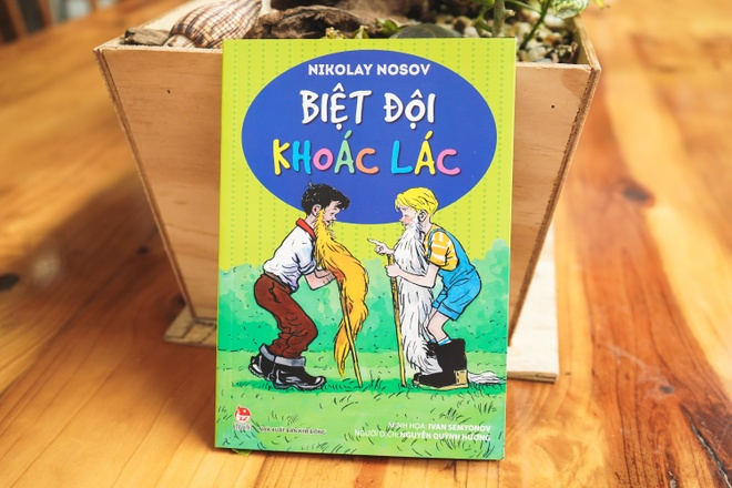 'Biet doi khoac lac': Tre con co the tuong tuong gioi nhu the nao? hinh anh
