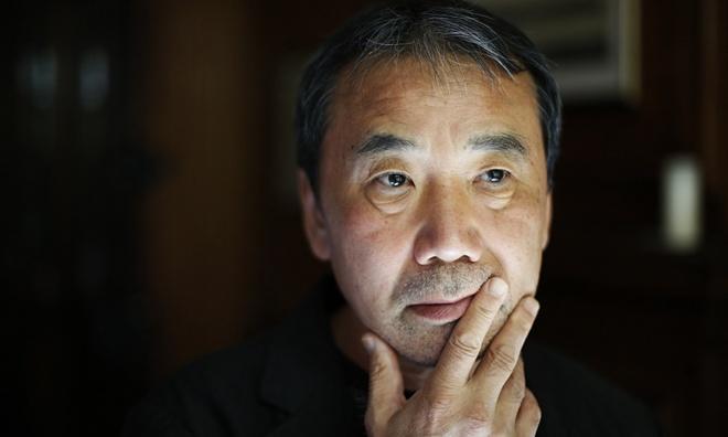 Sach cua Murakami bi xep loai 'khiem nha', dan nhan 18+ tai Hong Kong hinh anh
