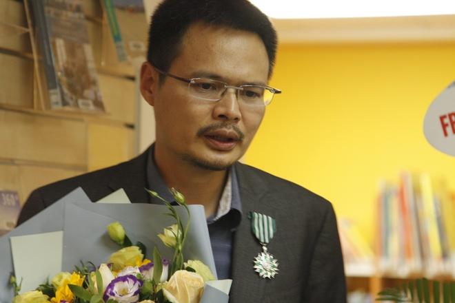 Giam doc Nha Nam: Cam on nhung nguoi tan tuy voi the gioi sach vo hinh anh