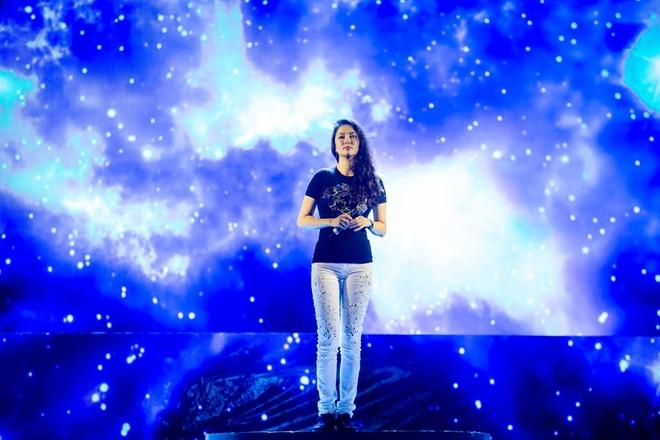 Nguyen Thi Huyen se hat hit cua Adele trong Gala 30 nam Hoa hau VN hinh anh 1
