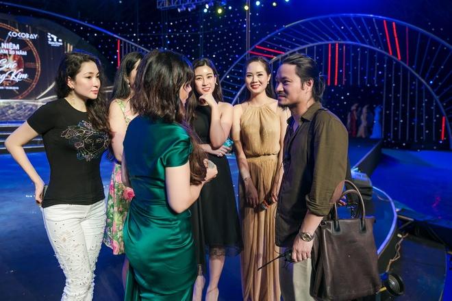 Nguyen Thi Huyen se hat hit cua Adele trong Gala 30 nam Hoa hau VN hinh anh 5