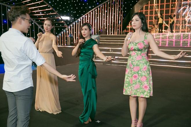 Nguyen Thi Huyen se hat hit cua Adele trong Gala 30 nam Hoa hau VN hinh anh 6