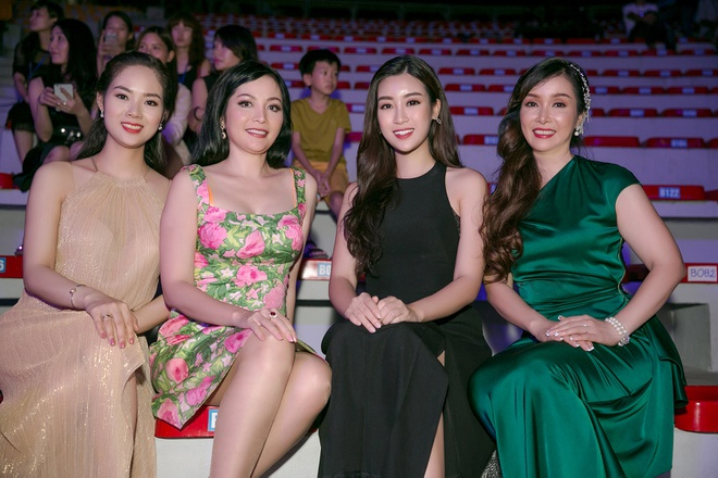Nguyen Thi Huyen se hat hit cua Adele trong Gala 30 nam Hoa hau VN hinh anh 4