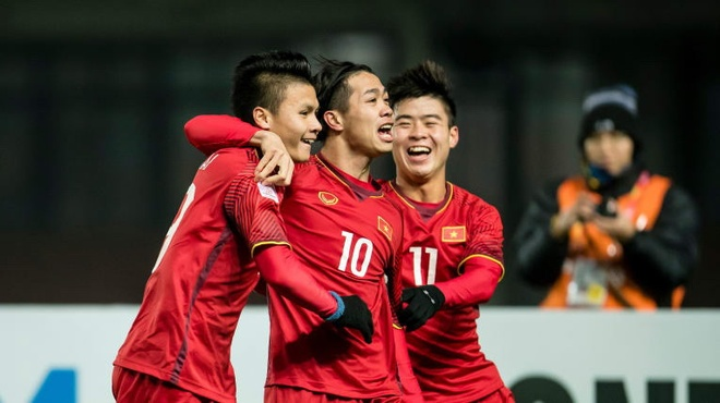 Chuyen chua ke ve doi thuong gian di cua cac cau thu U23 Viet Nam hinh anh