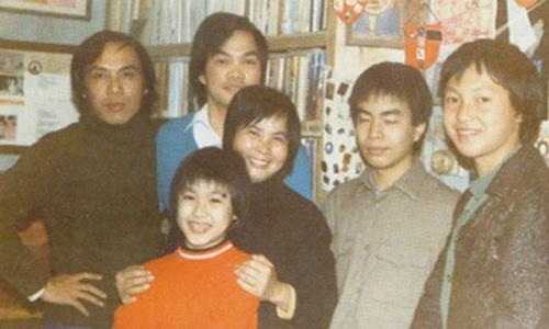 Nhung hinh anh ve gia dinh Xuan Quynh - Luu Quang Vu anh 9
